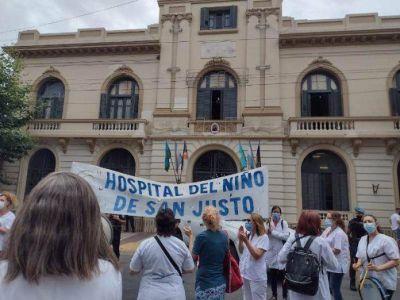 En reclamo de una recomposición salarial, el 10, 11 y 12 de marzo no habrá atención en varios hospitales y salitas del distrito
