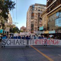Trabajadores de la COOPI marchan en Córdoba en defensa de los puestos de trabajo