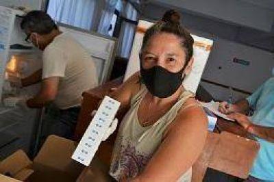 Arribaron a la ciudad 2400 vacunas de Sinopharm