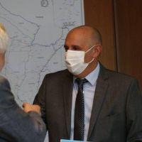 Reunión con el Presidente de Trenes Argentinos Infraestructura