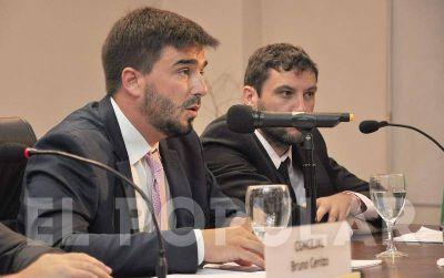 Galli inaugurará este viernes las sesiones ordinarias del HCD