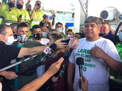 Pablo Moyano aprovecha el tiempo extra que le da la prórroga de los mandatos y teje pensando en la renovación de la CGT