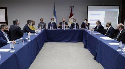 Exclusivo: El plan que elabora Nación con Perotti, Capitanich y Zamora para potenciar los Bajos Submeridionales