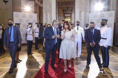 Los encuentros Alberto Fernández-Cristina Kirchner y los zooms de Randazzo