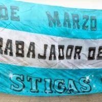 El Stigas saludó a los trabajadores del gas en su día, una simbólica fecha recuperada por el gremio