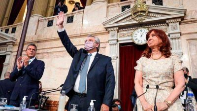 La ofensiva oficial contra jueces y fiscales choca en el Congreso pese a la presión pública de Alberto Fernández y Cristina Kirchner