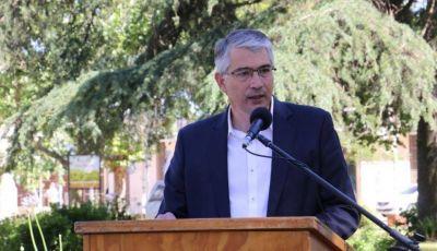 El intendente Puglelli destacó el acompañamiento de Provincia y repasó las obras para el 2021