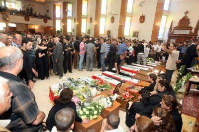 El estado de la causa de los 48 mártires cristianos de Irak