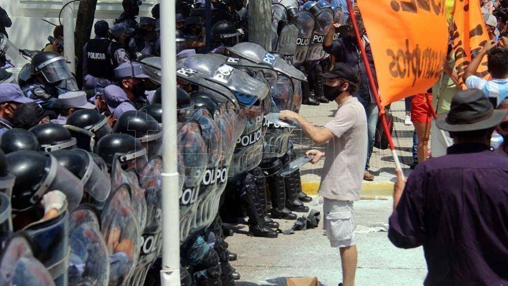 La Secretaría de Derechos Humanos de la Nación repudió la violencia policial en Formosa