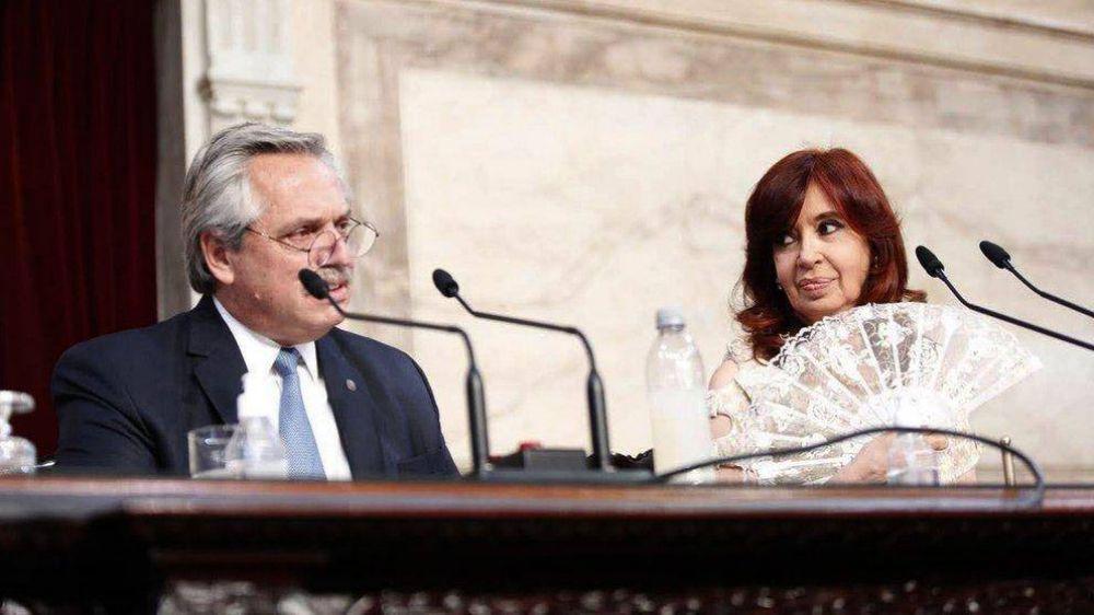 El discurso de Alberto Fernández incidió en la interna del Frente de Todos y reconfiguró la estrategia electoral del Gobierno