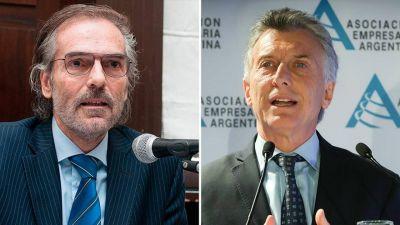 Crisis en Casación por visitas a Macri: otra jueza pide la renuncia de Hornos a la presidencia del tribunal