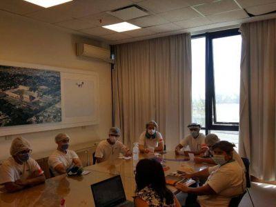 Mondelez: Trabajo constató empleados contratados fuera de Convenio