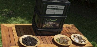 Reciclaje: en San Isidro ahora también recolectan vidrio y orgánicos en las casas