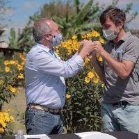 Fomento a la agroecología a partir de un convenio entre ACUMAR y Morón