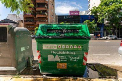 Tras 14 años de intentos fallidos, el Gobierno porteño relanza el sistema de separación de la basura