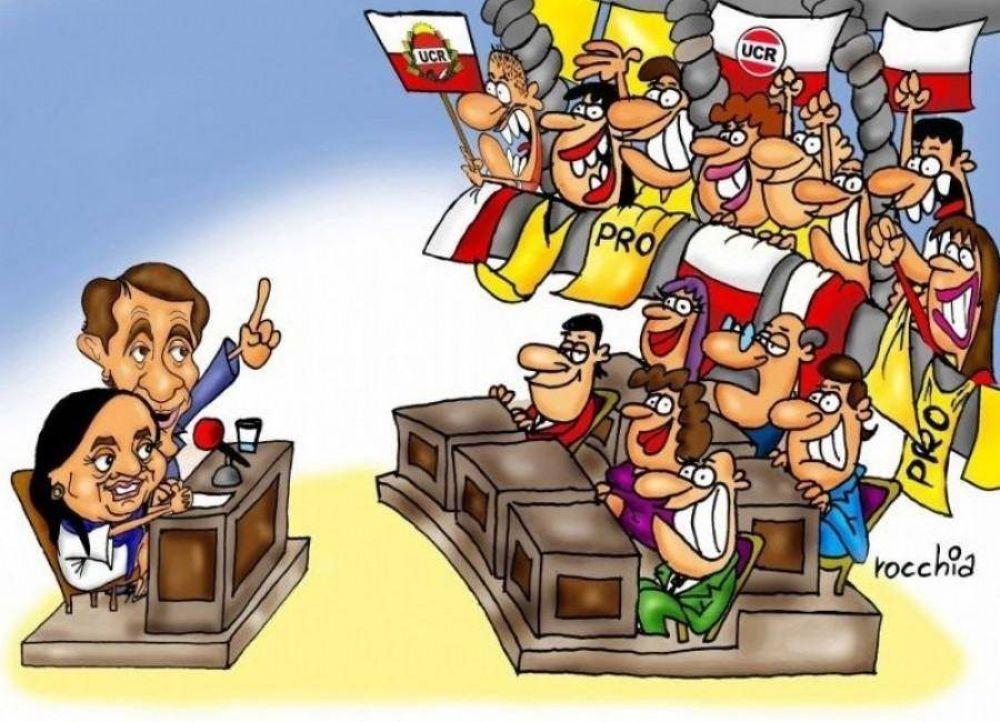 La Plata: las patas peronista y radical de Cambiemos pujan por ganar poder en el año electoral