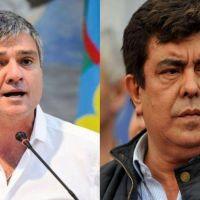 Fuerte pulseada entre Zabaleta y Espinoza por el control de la FAM