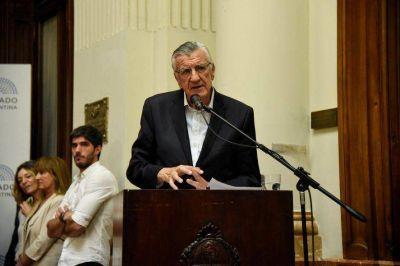 PJ Bonaerense: respaldo de José Luis Gioja a Máximo Kirchner