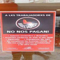 Postres Balcarce: temen vaciamiento tras cierre de dos sucursales
