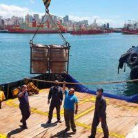 Sin novedades sobre el robo de 600 litros de cerveza artesanal que estaba sumergida en el mar
