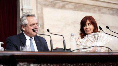 La paulatina transformación de Alberto Fernández en otro líder de la grieta