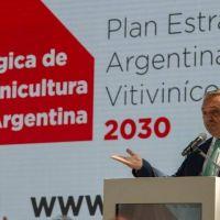 Vinos sin alcohol, la propuesta para el sector vitivinícola de Alberto Fernández