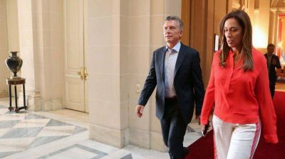 Macri y Vidal copian a CFK y lanzan su libro para reaparecer políticamente