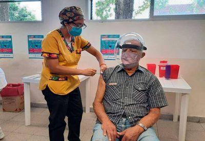 Se aplicaron más de 20 mil dosis de vacunas contra el coronavirus en Mar del Plata