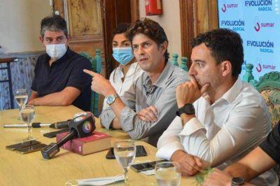 El senador Lousteau en Río Cuarto insistió con que se deben realizar las elecciones PASO