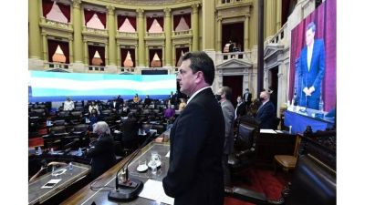 Diputados pone en suspenso la agenda judicial y arranca esta semana con el debate de Ganancias