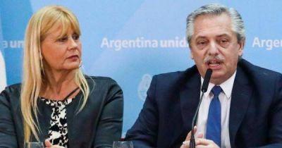 Ajena a los rumores, Losardo mantiene su agenda de ministra