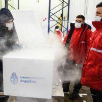 El Ministerio de Salud comienza la distribución de más dosis de Sputnik V