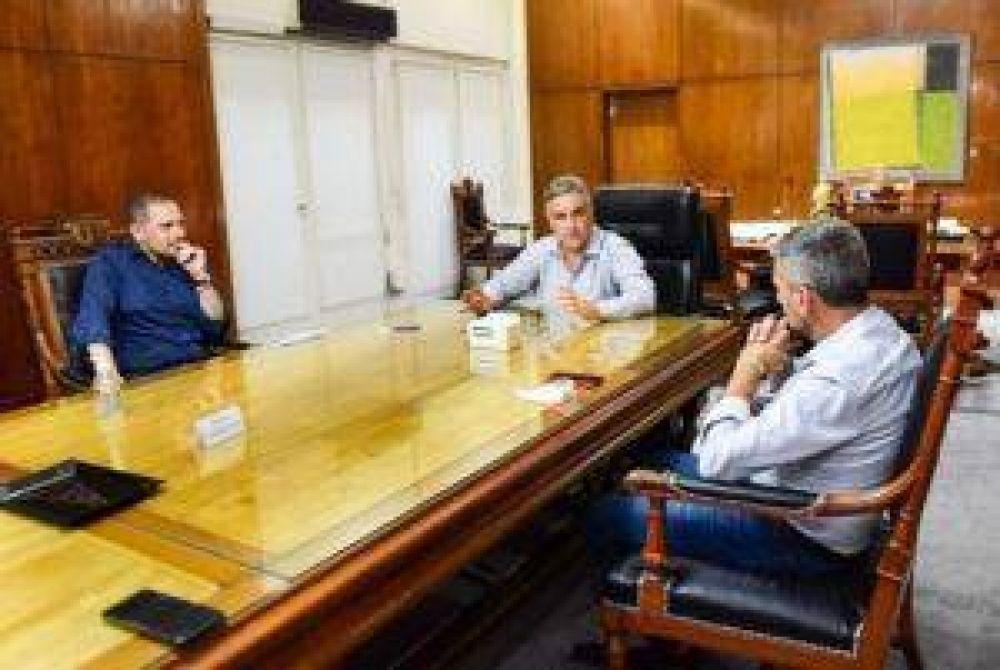La puja por la FAM llegó a Córdoba y movió a intendentes PJ