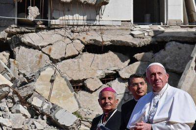 Irak y el Papa, los ganadores de una apuesta de alto riesgo