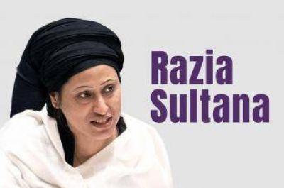 Razia Sultana, la activista de las mujeres musulmanas rohinyás que han sufrido violaciones