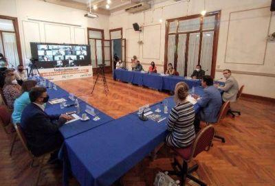 La Matanza | Se presentó un programa de asistencia tecnológica a las pymes