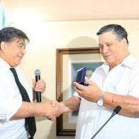 Murió José Mondoví, histórico presidente del HCD de José C. Paz y amigo íntimo del Intendente Ishii
