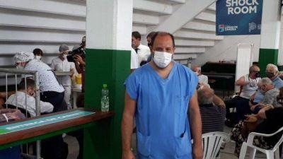 """Secretario de Salud de Lomas, Ortega Soler: """"Tenemos que aumentar la inmunidad de rebaño"""""""