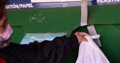 Reciclado: Lomas redujo en un año más de 6 mil toneladas de residuos