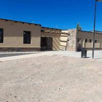 Trotta y Jalil inauguran una escuela en Antofagasta de la Sierra