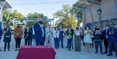 Gerardo Morales: Vamos a fundar el Colegio de Campo Verde