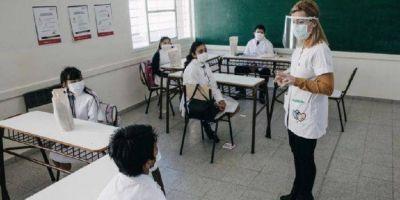 Clases presenciales: 178 docentes se contagiaron desde el regreso a las aulas en CABA