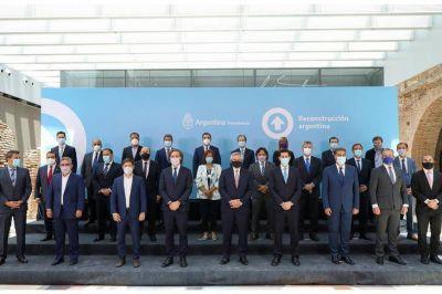El Presidente y los gobernadores se unieron contra la violencia de género