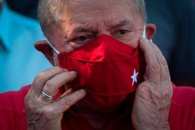 Anulan todas las causas contra Lula