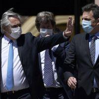 Alberto Fernández y Sergio Massa acuerdan una agenda que excluye los temas judiciales