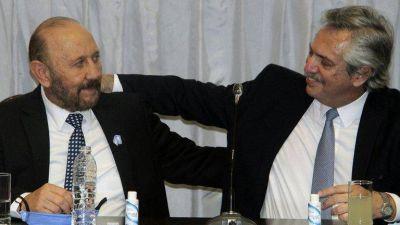 Gildo Insfrán voló a Buenos Aires para buscar el respaldo de Alberto Fernández y regresó a Formosa solo con una foto