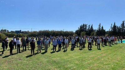 Intendentes del interior bonaerense buscan saltar la grieta y lanzaron su propio espacio para la pelea electoral 2021