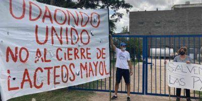 El delegado sindical de ATILRA no podrá acercarse a los dueños de Lácteos Mayol