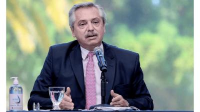 Vacuna contra el coronavirus, Ganancias, FMI y renuncia de Losardo: los temas claves de los que habló Alberto Fernández