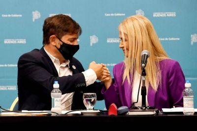 """Magario celebró las políticas para """"combatir la violencia y dar oportunidades"""""""